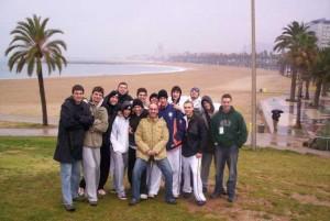 1996 Barcelona genç takım Hospitalet turnuvası