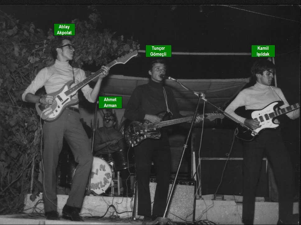1966-1967 Yerli Beatles