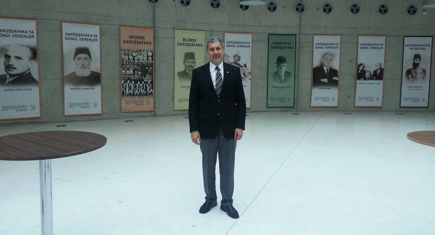 Ankara bağışçı gününde. 2014.