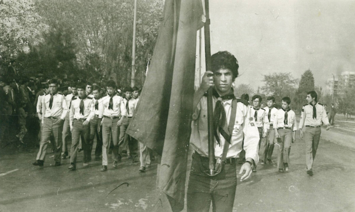Yıl 1972İstanbul, Vatan Caddesi, Eşref Biryıldız